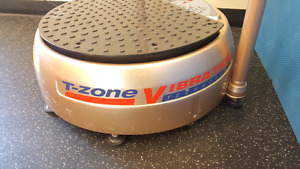 Used T-Zone vibration vt-8