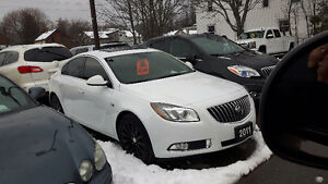 2011 Buick Regal Oshawa Sedan
