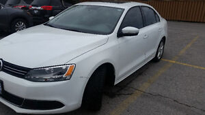 2014 Volkswagen Jetta Comfortline Sedan, 6 speed Auto, one owner