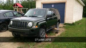 2009 Jeep Patriot North edition VUS