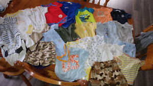 6 to 12 months boys clothing