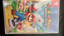 Mario rabbits kingdom battle
