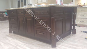 SUPER DEAL for maple solid-wood cabinetry.Legendary kitchen&bath Oakville / Halton Region Toronto (GTA) image 2