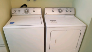 Laveuse et secheuse maytag centennial proffesional
