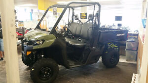 CAN-AM NEW SSV $130 BI-WEEKLY ONLY 6  LEFT  AT THIS PRICE..