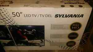 50 inch LED  HD  TV   New in the box