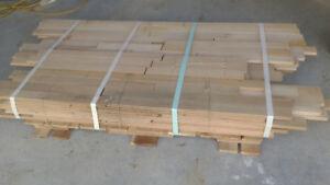Untreated Oak Flooring