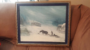 Artist Henry Beaudry  and different ArtistOil Painting  for sale