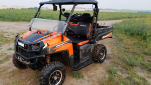 Polaris Ranger 800XP,  $11,500