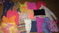 Brand name girls clothes