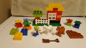 Lego Duplo My First Garden Set #10517 - 38 Pieces - Complete