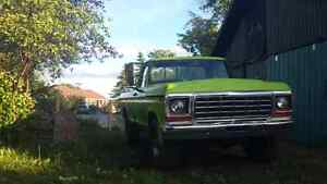 77 ford f150 4x4