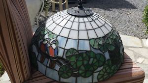 Tiffany Style Lamp from the old Valhalla Cafe - now a condo