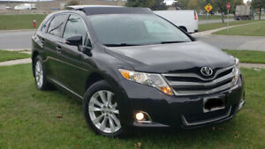 2014 Toyota Venza 4dr Wgn included CARFAX and safety