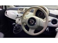 2016 Fiat 500 1.2 Cult Manual Petrol Hatchback