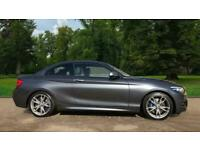 2018 BMW 2 Series M240i 2dr Auto Nav Parking S Automatic Petrol Coupe