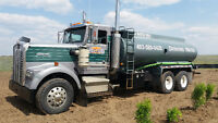 Potable water hauling for your budget!