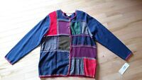 BRAND NEW ALIA SWEATER - made by Nygard - size large