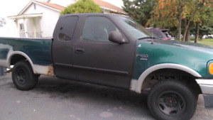1999 ford f-150 4x4 pick up