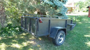 Sportsman Special All Purpose Utility Trailer