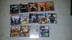 Bunch of great ps3 games