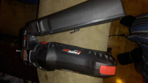 Rotozip Attachement with Dust Collector $120
