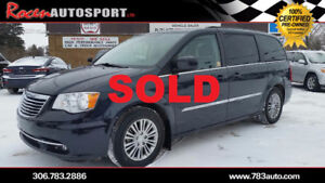 SOLD!!!CERTIFIED 2014 TOWN & COUNTRY TOURING - PST PD