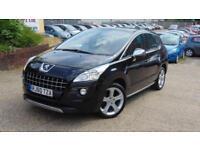 2011 Peugeot 3008 1.6 HDi FAP Exclusive EGC 5dr