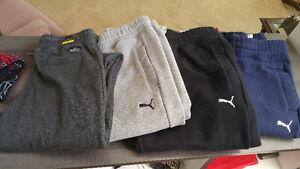 Track Pants, Puma & Fila, MED, XL & XXL, BNWT