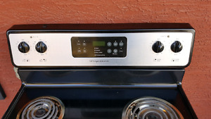 Frigidaire Stainless still Stove