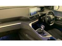 2017 Peugeot 3008 SUV 1.2 PureTech GT Line (s/s) 5dr SUV Petrol Manual