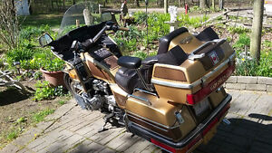 1985 Honda Goldwing GL1200 Limited Edition