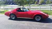 1975 L-82 Corvette Stingray