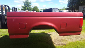 1994 1998 Ford F150 truck box Southern rust free