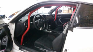 6POINT PT ANTI ROLL CAGE DIRECT FIT (BOLT-ON) RACE FA20 BRZ FT86