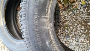 firestone firehawk pvs winter tires pair London Ontario image 3