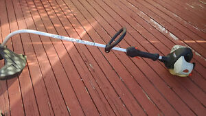 Taille bordure Echo weed eater