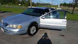 1996 Mercury Cougar XR-7 Coupe (2 door)
