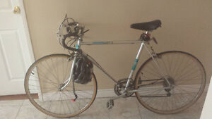 Light frame bike for sale
