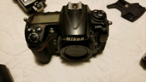 Nikon nikkor d300s lenses lens body flash