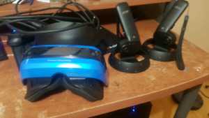 Acer mixed reality headset  VR