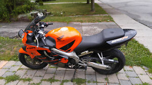 Honda CRB In excellent condition