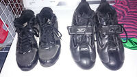 2 Pair of Football Cleats $40.00 each