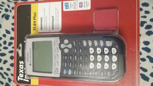 Calculatrice TI-84 neuf à vendre