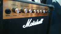 Amplificateur Marshall MG-15 CDR A Vendre !!
