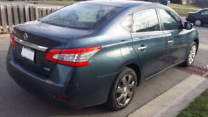 2013 NISSAN SENTRA, IT IS IN GOOD CONDITION, AS IS