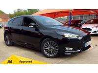 2018 Ford Focus 1.5 TDCi 120 ST-Line Navigatio Manual Diesel Hatchback
