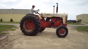 730 Case Tractor