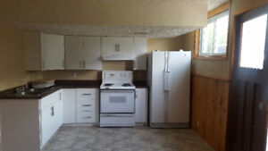 Two bedroom  basment house