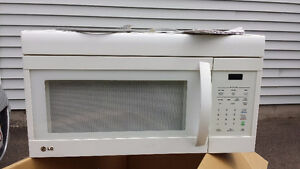 Convection Over the Range Microwave Oven $150 OBO